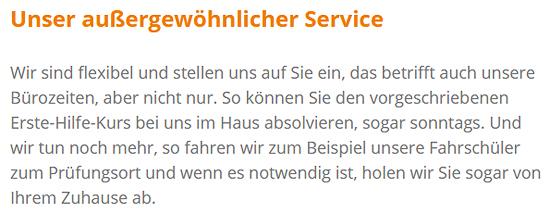 Autoführerschein aus 71554 Weissach (Tal)