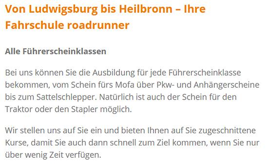 außergewöhnlicher service für  Neckarsteinach